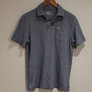 Youth kids Vinyard Vines golf shirt size XL